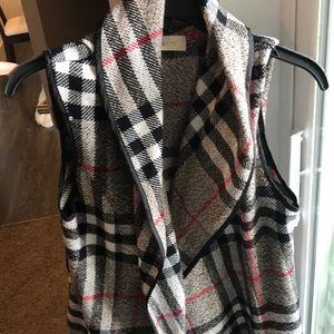 Jackets & Blazers - Burberry Vest in Grey